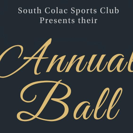 ANNUAL BALL 2019