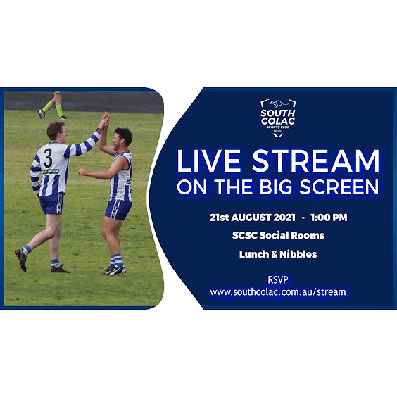 Live Stream - Finals 1-1