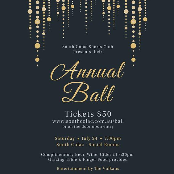 Annual Ball - 2021