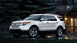 2013 / 2014 Ford explorer from al tayer motors me ford with a very special price like used car