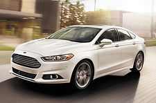 2014, 2015 ford fusion from al tayer motors me ford with a very special price like used car