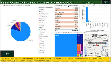 Kinshasa Market Stats Analysis