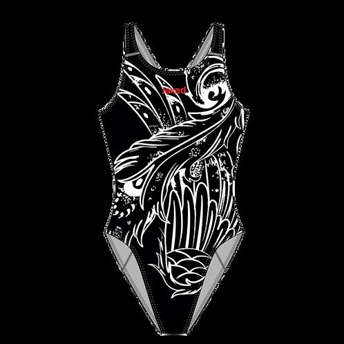 JAKED ONE-PIECE BLACK SWAN