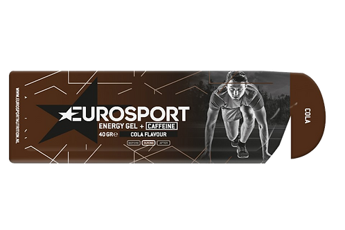 Eurosport Energy Gel cola + caffeïne - 40 gram