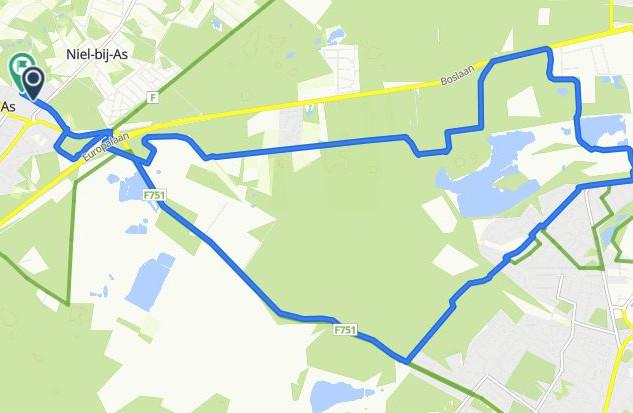 Korte route nationaal Park.JPG