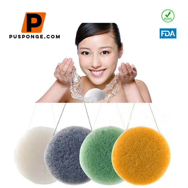 konjac cleaning sponge