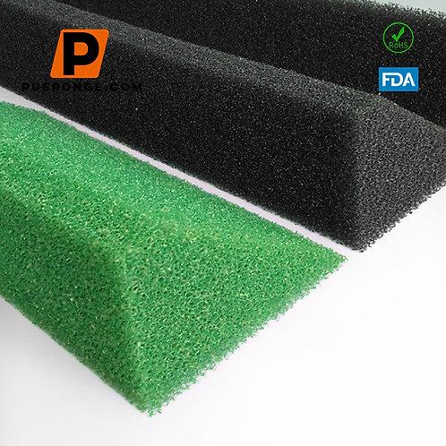filter foam block