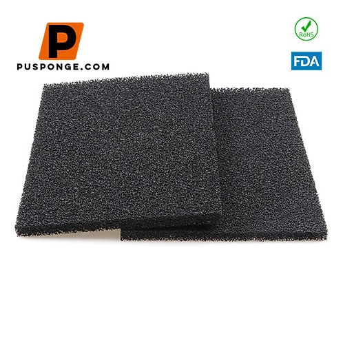 PM2.5 Activated carbon sponge filter screen