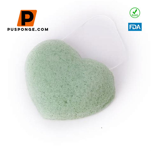 beauty kitchen mineral rich bamboo charcoal facial konjac sponge review