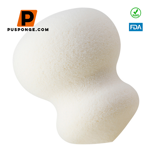 Lightbulb foundation sponge
