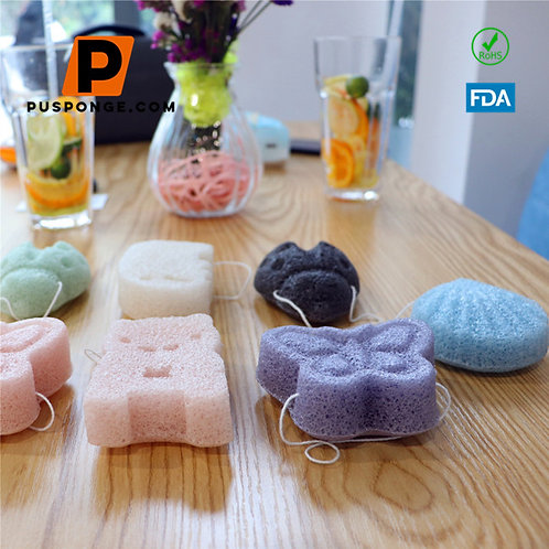 konjac sponge wholesale