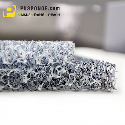 Photocatalyst Filter Foam Sheet Material For Automobiles Car Purification System
