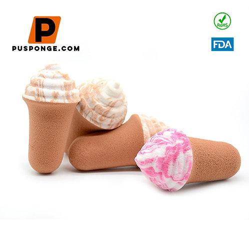 Ice cream puff supplier
