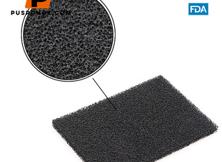 How does Activated carbon sponge filter screen work?