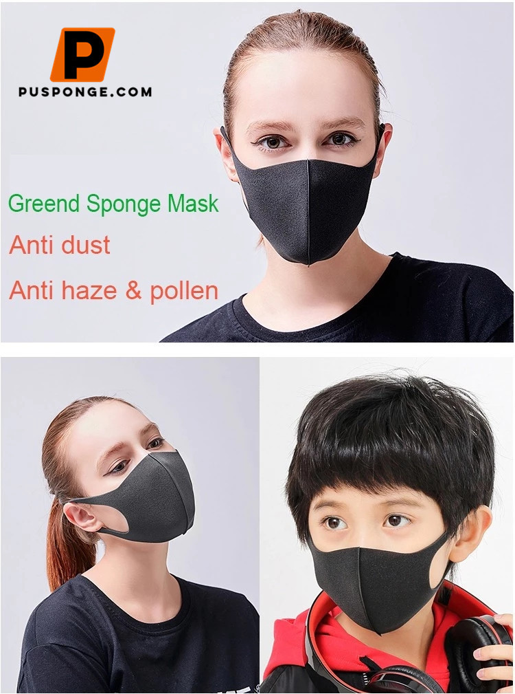 sponge dust masks