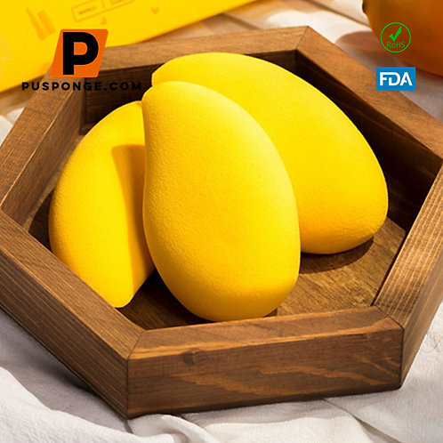 Mango makeup sponge supply
