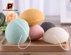 skin care konjac sponge supplier