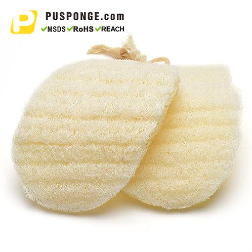 plant-based loofah sponge