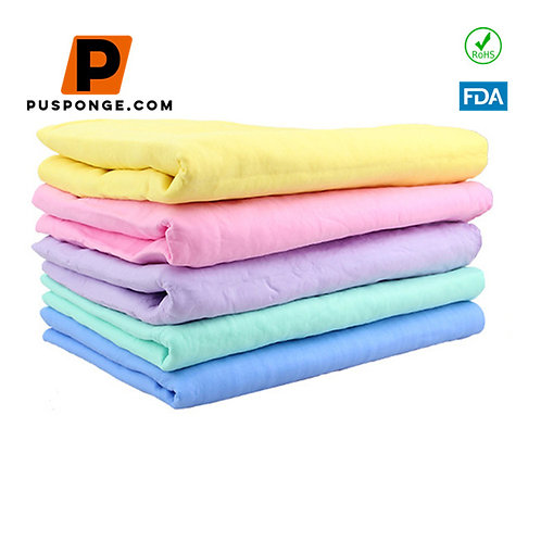 Cellulose Sponge sports towel supplier