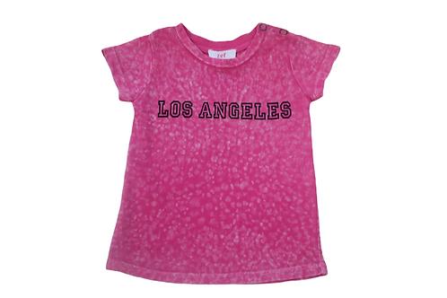 TEE SHIRT BB LOS ANGELES ROSE