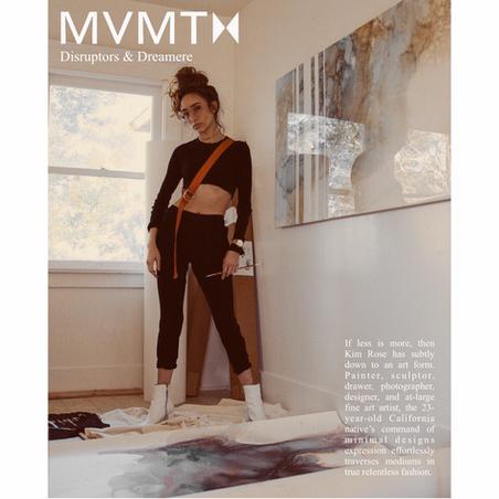 MVMT Disruptors & Dreamers