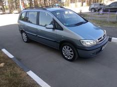 Opel Zafira 2004, 1.8 из Германии