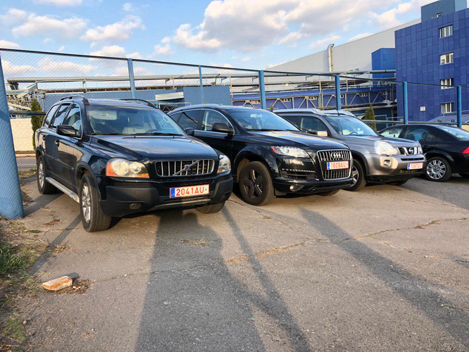 Машины под растаможку - пригон авто с растаможкой Харьков