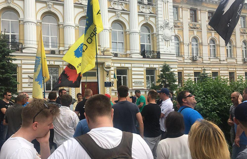 Митинг Авто Евро Сила Харьков
