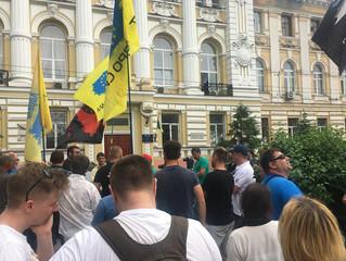 Святаш остается в Украине, за кредиты нужно платить!