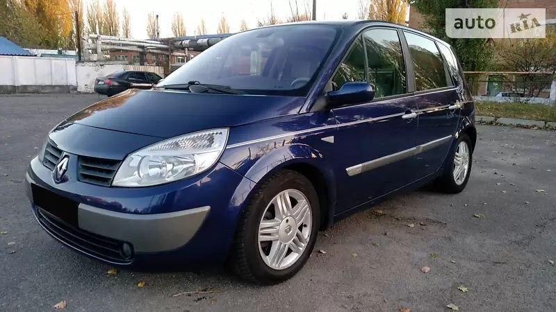 Renault Scenic 2005 продажа Киев