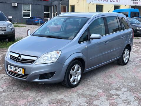 Opel Zafira 2008, 1.7 из Германии