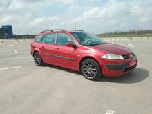 Продажа Renault Megan 2004 из Германии