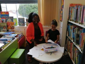 Burngreave Library Volunteer Case Study - Bonnie