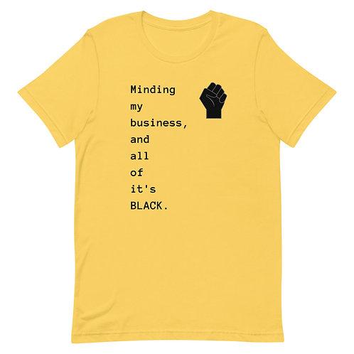 Minding My Black Business T-Shirt