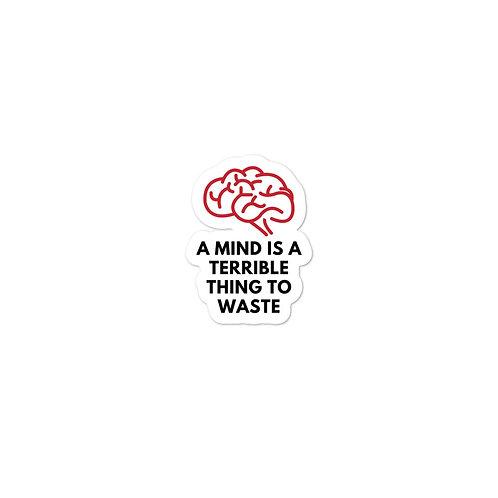 UNCF Motto Sticker