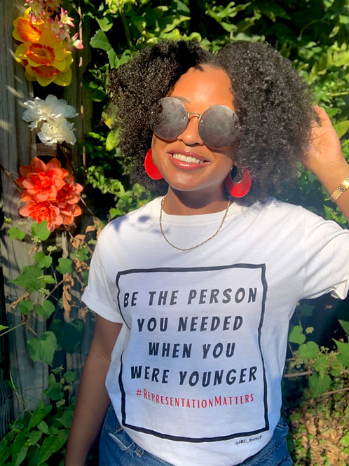 Be the Person You Needed T-Shirt