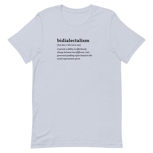 Bidalectalism Defined T-Shirt