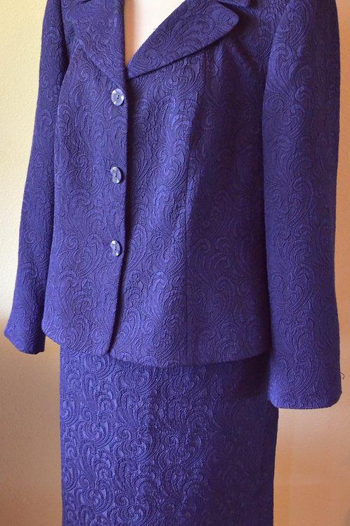 John Meyer Suit, Sz 14W, Sz 16W    SOLD