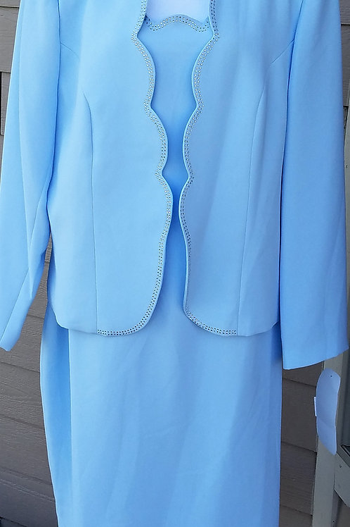 EY Signature Dress Suit, NWT, Size 22W   SOLD