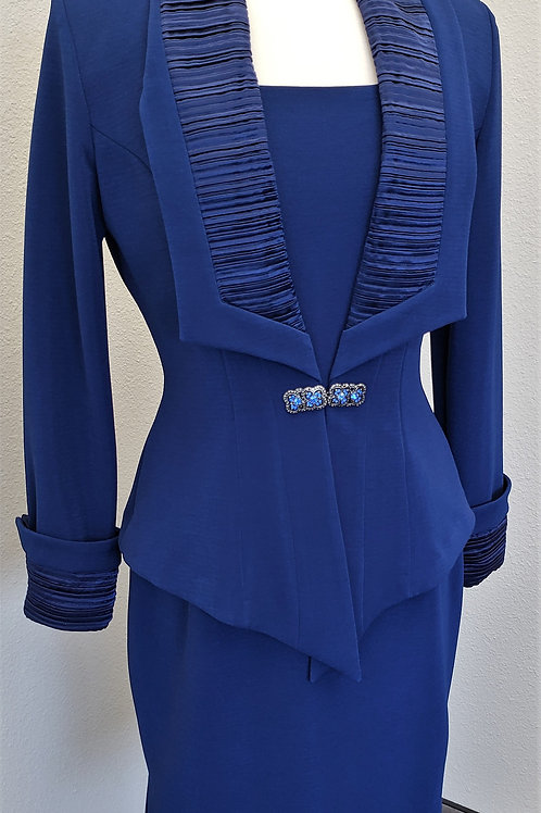 Lori Weidner Dress Suit, Size 8    SOLD
