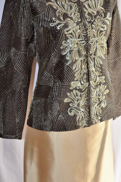 Chico's Jacket Size 0, Talbots Skirt Size 6   SOLD