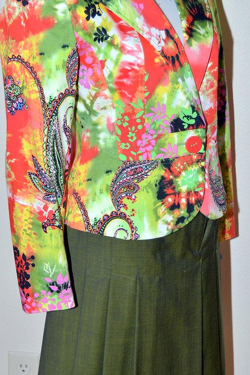 Insight Jacket, Kay Unger Skirt, Size 4  SOLD