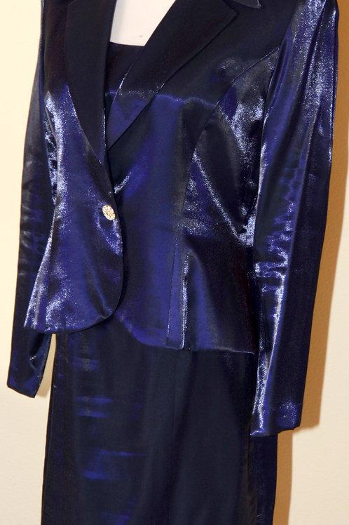 Alex Evenings Dress z 10, Jkt Sz 12  SOLD