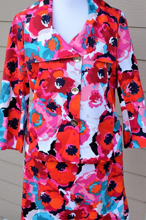 Rafaella Suit, Jacket Sz L, Skirt Sz 12    SOLD