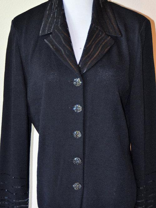St. John Evening Sweater, Size 14   SOLD