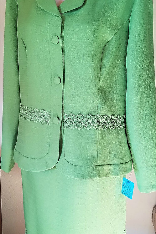 K Studio Collection Suit, Size 18    SOLD