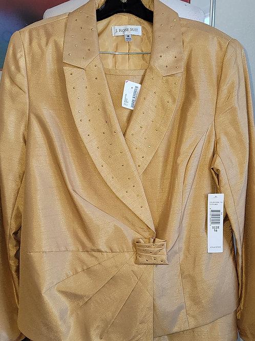 J. Rose Suit, NWT Size 16