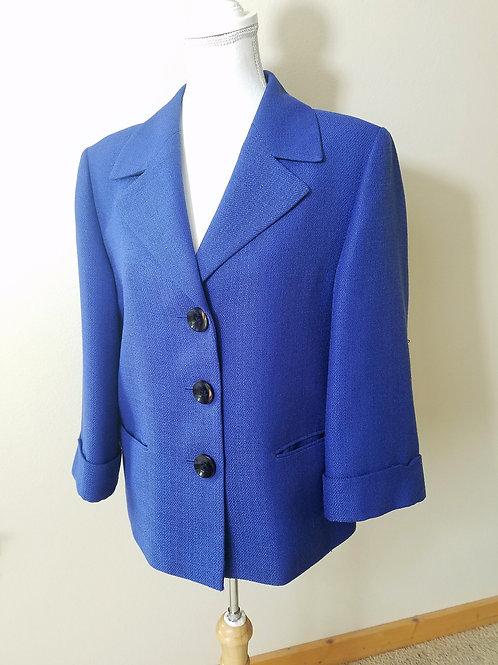 Le Suit Blazer, Size 14