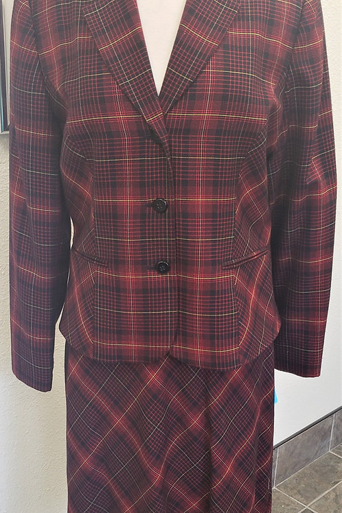 Perry Ellis Suit, Size 12