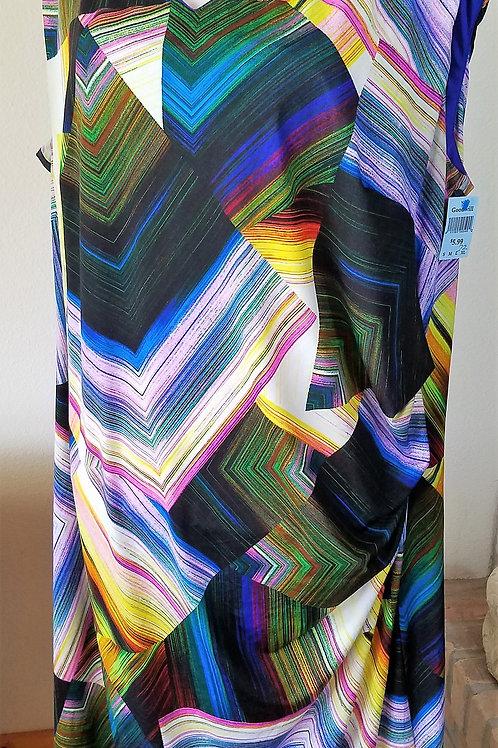 R & K Dress, Size 2X    SOLD